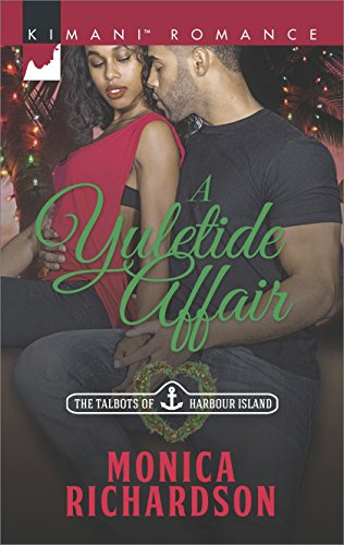 Cover Art for A YULETIDE AFFAIR by Monica Richardson