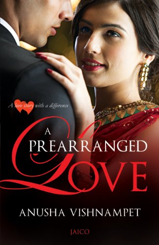 Cover Art for A PREARRANGED LOVE by Anusha Vishnampet