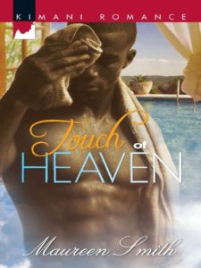 Cover Art for TOUCH OF HEAVEN by Maureen Smith