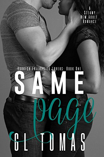 Cover Art for SAME PAGE by GL Tomas