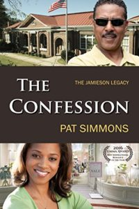 Cover Art for THE CONFESSION by Pat Simmons