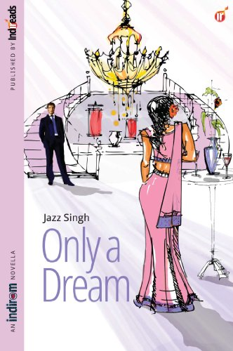 Cover Art for ONLY A DREAM by Jazz Singh