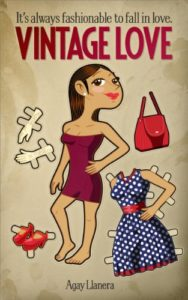 Cover Art for VINTAGE LOVE by Agay Llanera