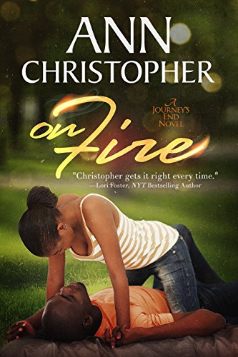 Cover Art for ON FIRE by Ann Christopher