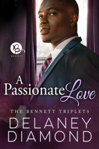Cover Art for A Passionate Love by Delaney Diamond