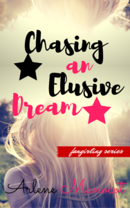 Cover Art for Chasing an Elusive Dream by Arlene Manocot