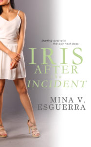 Cover Art for Iris After the Incident by Mina V. Esguerra