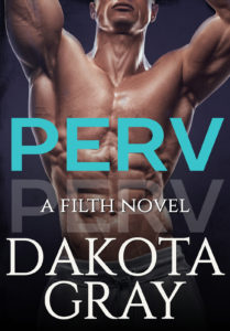 Cover Art for Perv by Dakota Gray
