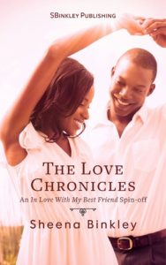 Cover Art for The Love Chronicles by Sheena Binkley