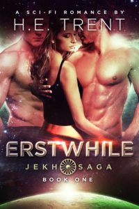 Cover Art for Erstwhile by H.E. Trent