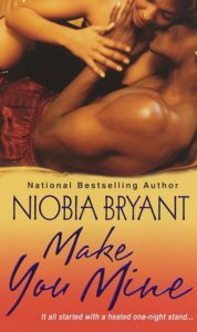 Cover Art for Make You Mine by Niobia Bryant