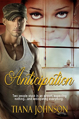 Cover Art for Anticipation by Tiana Johnson