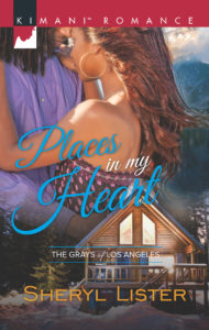 Cover Art for Places In My Heart by Sheryl Lister