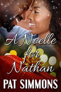 Cover Art for A Noelle for Nathan by Pat Simmons