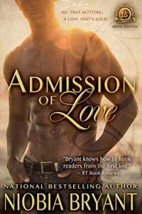 Cover Art for Admission of Love by Niobia  Bryant
