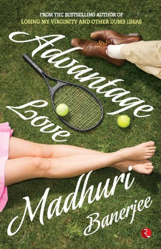 Cover Art for Advantage Love by Madhuri  Banerjee