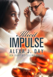 Cover Art for Illicit Impulse by Alexa Day
