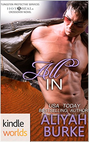 Cover Art for Alll In by Aliyah Burke