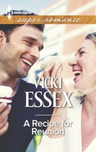 Cover Art for A Recipe for Reunion by Vicki Essex