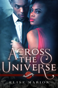 Cover Art for Across the Universe by Elise Marion