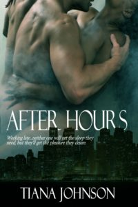 Cover Art for After Hours by Tiana Johnson
