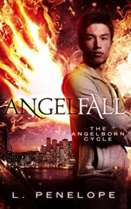 Cover Art for Angelfall (Book 2) by L. Penelope