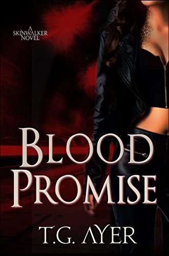 Cover Art for Blood Promise by T. G.  Ayer