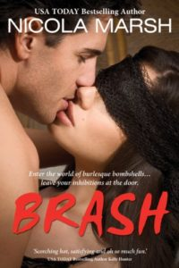 Cover Art for Brash by Nicola  Marsh
