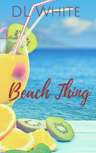 Cover Art for Beach Thing by DL White