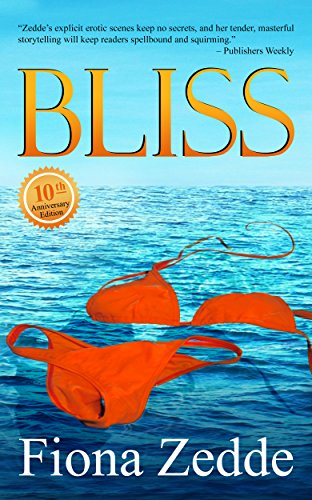 Cover Art for Bliss by Fiona Zedde