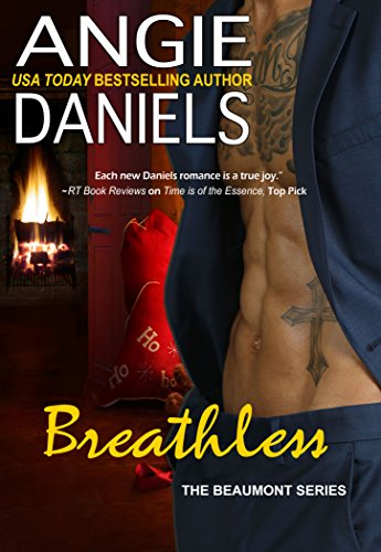 Cover Art for Breathless by Angie Daniels