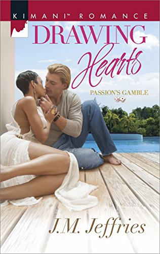 Cover Art for Drawing Hearts by J. M.  Jeffries