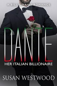 Cover Art for Dante, Her Italian Billionaire by Susan Westwood
