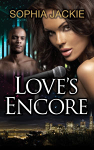 Cover Art for Love's Encore by Sophia Jackie
