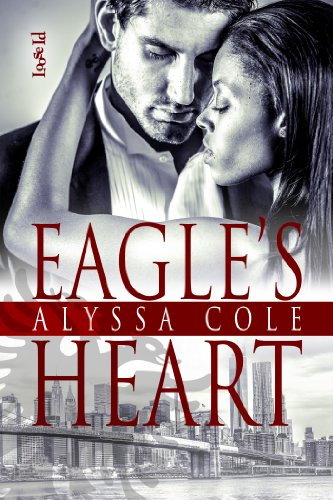 Cover Art for Eagle's Heart by Alyssa Cole