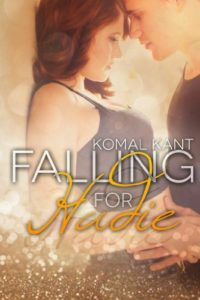 Cover Art for Falling for Hadie by Komal  Kant
