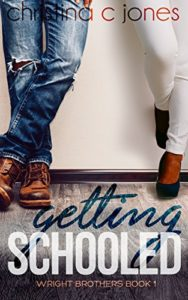 Cover Art for Getting Schooled by Christina  Jones