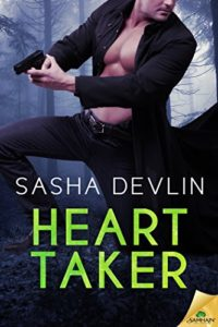 Cover Art for Heart Taker by Sasha Devlin