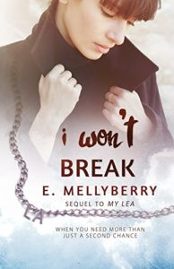 Cover Art for I Won't Break by E.  Mellyberry
