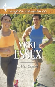 Cover Art for In Her Corner by Vicki Essex