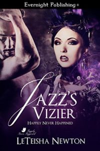Cover Art for Jazz's Vizier by LeTeisha  Newton