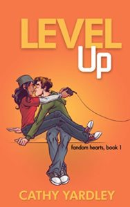 Cover Art for Level Up by Cathy  Yardley