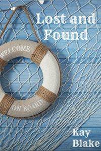 Cover Art for Lost and Found by Kay Blake