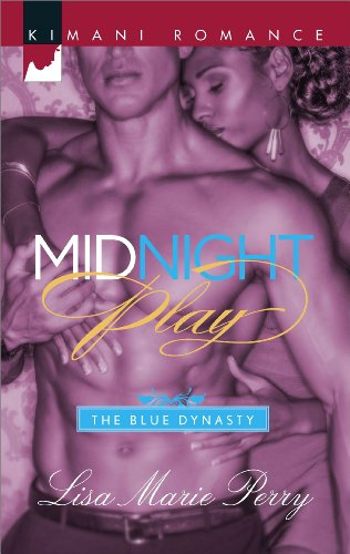 Cover Art for Midnight Play by Lisa Marie  Perry