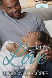 Cover Art for Negotiating for Love by Sharon  Cooper