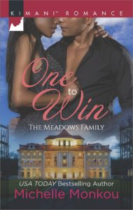 Cover Art for One To Win by Michelle Monkou