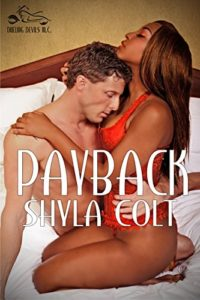 Cover Art for Payback by Shyla  Colt