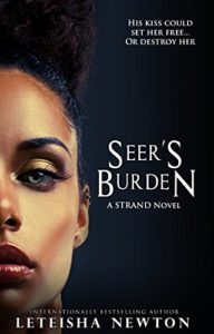 Cover Art for Seer's Burden (Strand Book 1) by LeTeisha  Newton