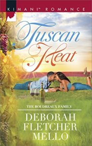 Cover Art for Tuscan Heat by Deborah  Fletcher Mello