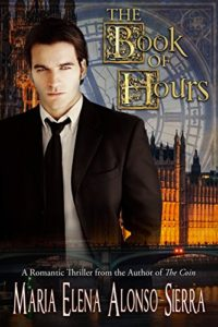 Cover Art for The Book of Hours by Maria Elena Alonso-Sierra